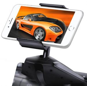 IPOW Upgraded One-Button Phone Holder