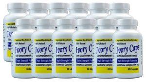Ivory Caps Maximum Potency Glutathione
