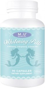 MU Magic Skin Whitening Pills Skin