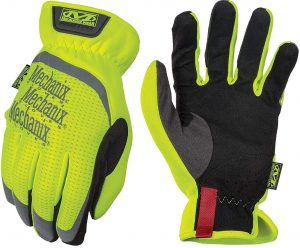 Mechanix Wear Medium Hi-Viz FastFit Gloves