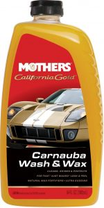 Mothers 05674 California Gold Carnauba Wash