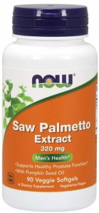 NOW Supplements Saw Palmetto