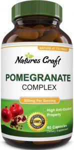 Natural Craft Pure Pomegranate Supplement