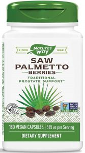 Nature's Way Saw Palmetto Berries Capsules