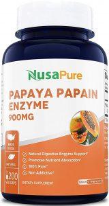 NusaPure Papaya Enzyme