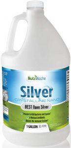 NutriNoche Colloidal Silver Mineral Liquid