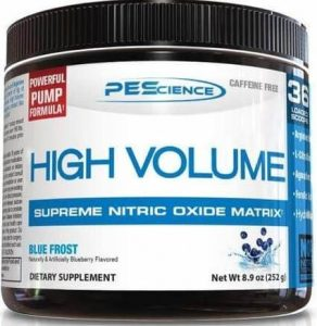 PEScience High Volume Caffeine free
