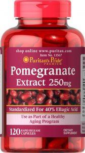 Puritans Pride Pomegranate Supplement