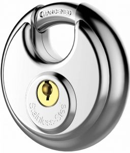 Puroma Keyed Locks for Moving Trucks