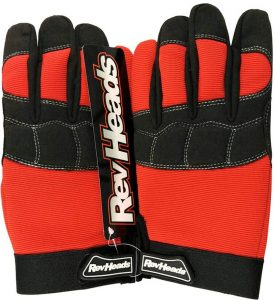 RevHeads Gloves for Tow Truck Drivers