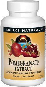Source Naturals Pomegranate Supplement