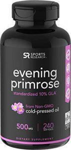 Sports Research Evening Primrose Oil