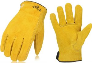 Vgo C40 Winter Lined gloves For Tow Truck Drivers