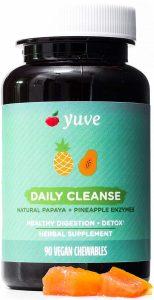 Yuve Natural Papaya Digestive Enzymes