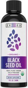 Zhou Nutrition Organic Black Seed Oil