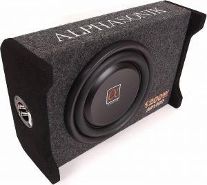 Audiobahn Subwoofer for Single Cab Truck