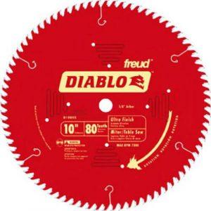 Diablo D1080X ATB Saw Blade for MDF