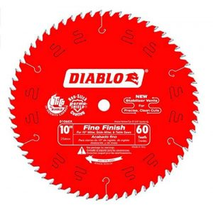 Diablo by Freud D1060X Fine Finish Saw Blade