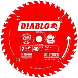 FREUD D0740A Diablo ATB Finishing Blade