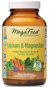 MegaFood Calcium Magnesium Potassium Supplements