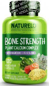 NATURELO Calcium Magnesium Potassium Tablets