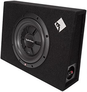 Rockford Fosgate Subwoofer for Single Cab Truck