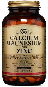 Solgar Calcium Magnesium Potassium Supplements