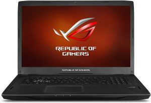 Asus ROG Strix GL702VI Gaming Laptop