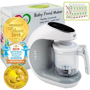 EVLA's Blenders for Baby Food