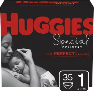 Huggies Hypoallergenic Diapers