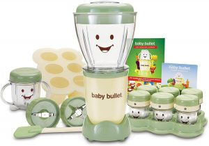 Magic Buffer Baby Bullet Baby Care System