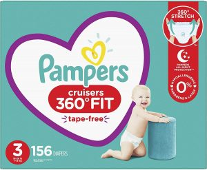Pampers Diapers for Crawlers