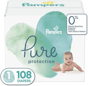 Pampers Diapers for Skinny Baby