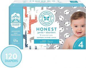 The Honest Company SuperClub Box Diapers