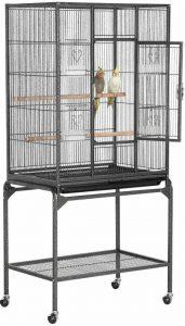 Yaheetech Wrought large Birdcage