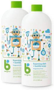 Babyganics Foaming Dish & Bottle Soap