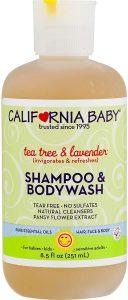California Baby Shampoo & Body Wash