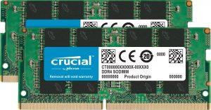 Crucial 32 GB RAM for iMac