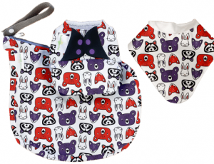Doodles Collection All-in-One Snap Closure Diapers