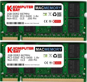 Komputerbay RAM for Macbook Pro