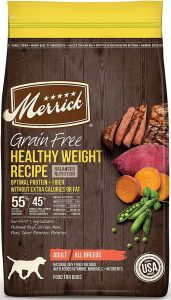 Merrick Dry Dog Food For High Triglycerides