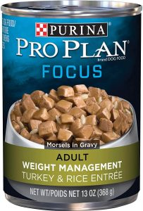 Purina Pro Plan Dog Food For High Triglycerides