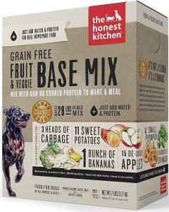 The Honest Kitchen Dog Food For High Triglycerides