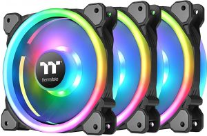 Thermaltake Riing Trio 120MM Radiator Fan