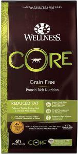 Wellness Core Dry Dog Food For High Triglycerides