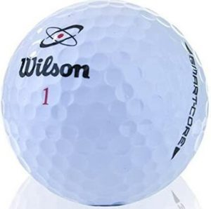 Wilson Sporting Goods Smart Core Golf Ball