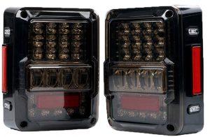 Xprite 4D Smoke Lens LED Tail Lights