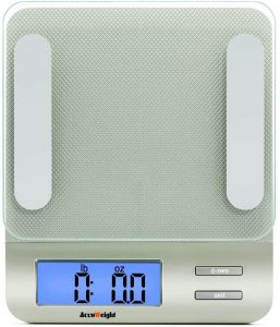Accuweight Food Scale for Weight Watchers