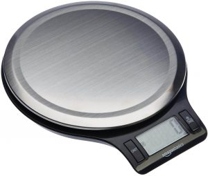 AmazonBasics Digital Food Scale