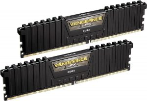 Corsair Vengeance LPX RAM for Ryzen 2600
